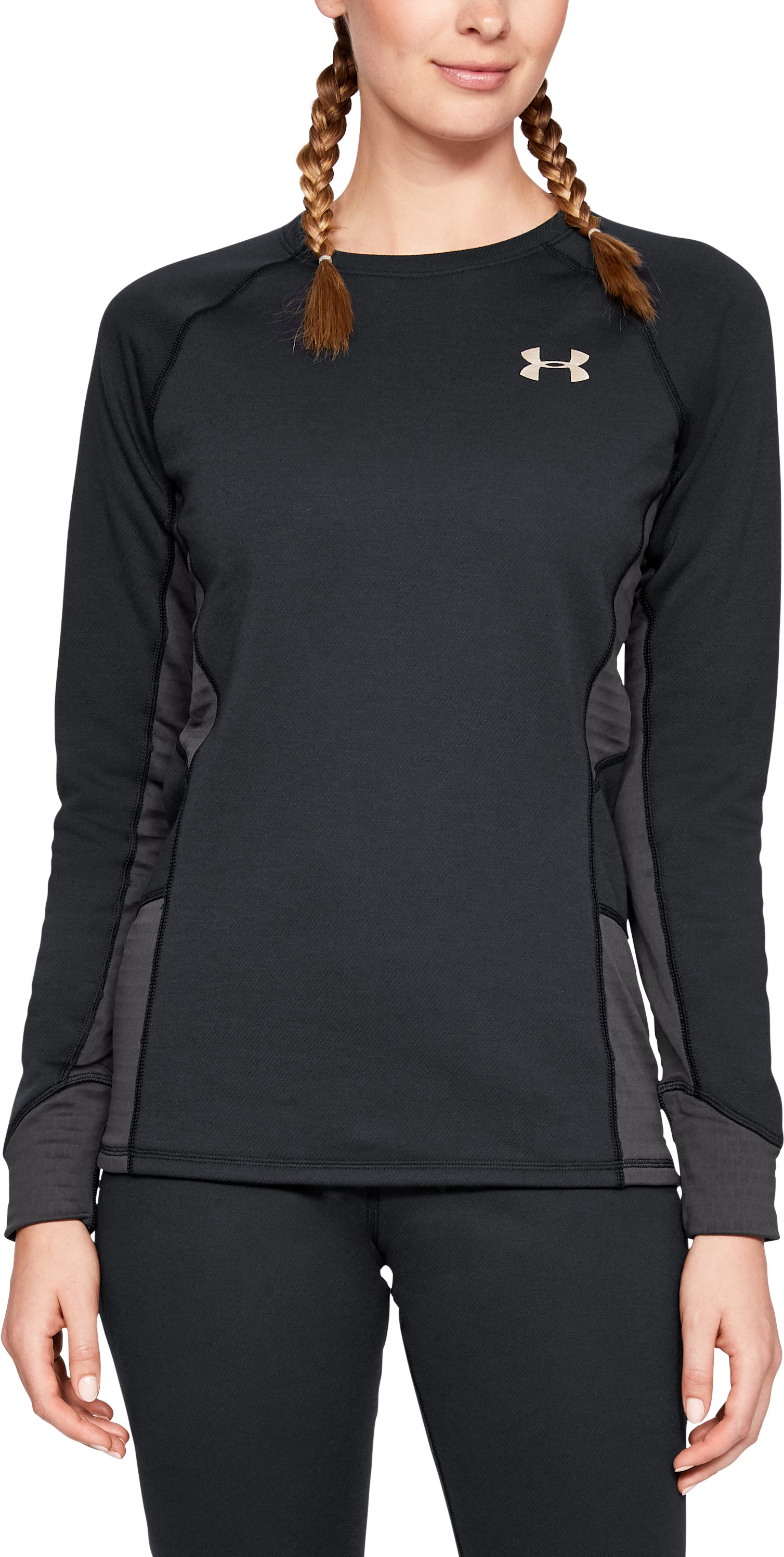 Extreme Twill Base Top, Black , zoomed