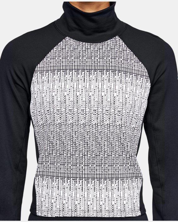 Women's UA Cozy Long Sleeve, Black, pdpMainDesktop image number 6