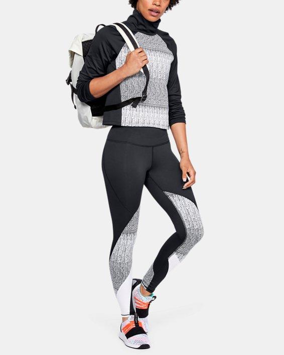 Women's UA Cozy Long Sleeve, Black, pdpMainDesktop image number 7