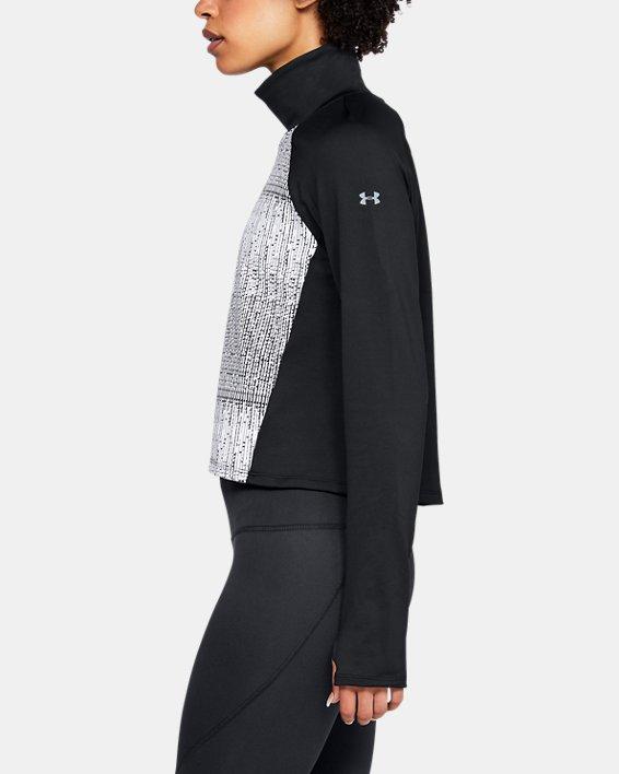 Women's UA Cozy Long Sleeve, Black, pdpMainDesktop image number 3