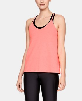 Women's UA Fashion Tank  7  Colors Available $20