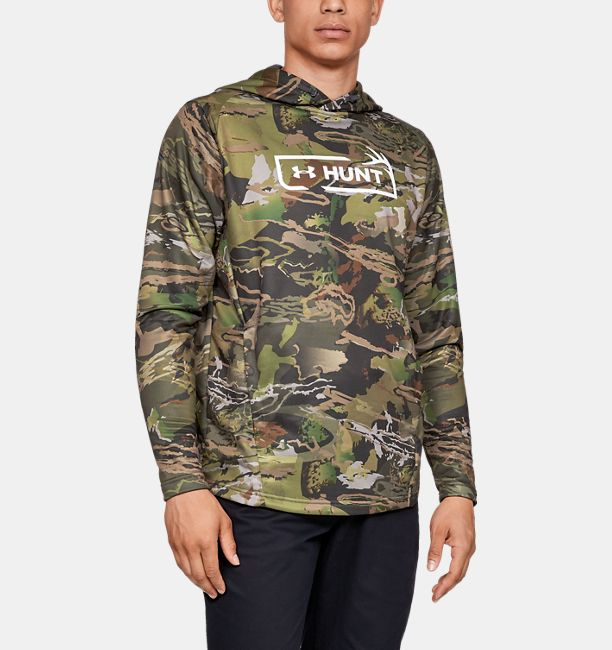 f8fbd8d83b Men's UA Tech™ Terry Camo Hoodie