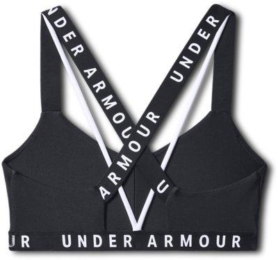Under Armour Womens Wordmark Strappy Sportlette