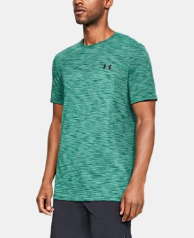 Men's UA Vanish Seamless Short Sleeve  2  Colors Available $50