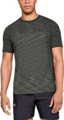 Under Armour Vanish Men's M Black Long Sleeve Shirt 1325630 Gym Run UA
