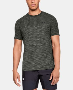 Men's UA Vanish Seamless Short Sleeve  2  Colors Available $40