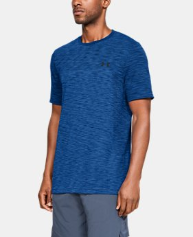 Men's UA Vanish Seamless Short Sleeve  1  Color Available $50