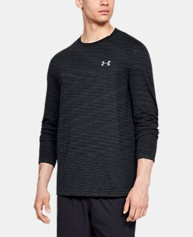 New Arrival  Men's UA Vanish Seamless Long Sleeve  6  Colors Available $60