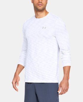 Men's UA Vanish Seamless Long Sleeve  1  Color Available $50