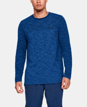 Men's UA Vanish Seamless Long Sleeve  5  Colors Available $60