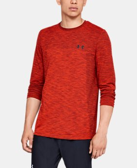 Men's UA Vanish Seamless Long Sleeve  6  Colors Available $50