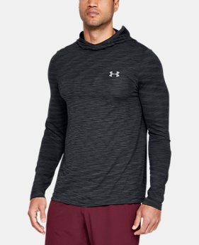 Men's UA Vanish Seamless Hoodie  4  Colors Available $75