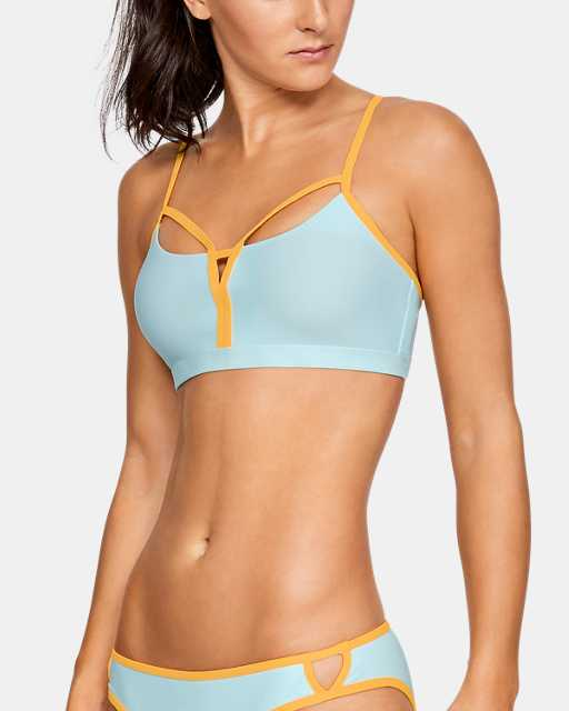 Women's UA Armour Swim Strappy Top