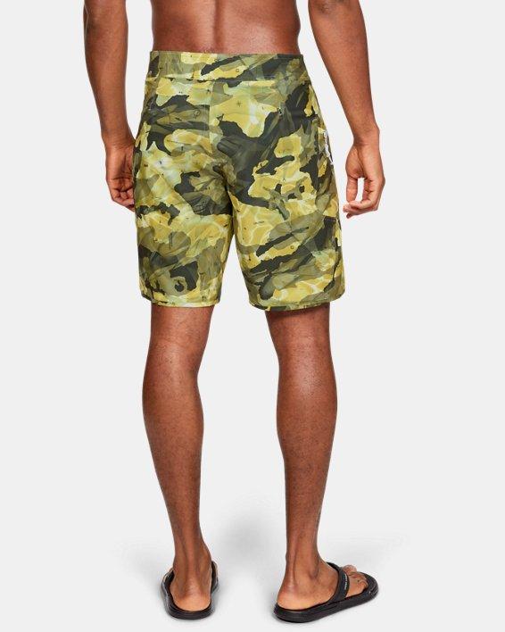 Men's UA Tide Chaser Boardshorts, Brown, pdpMainDesktop image number 2