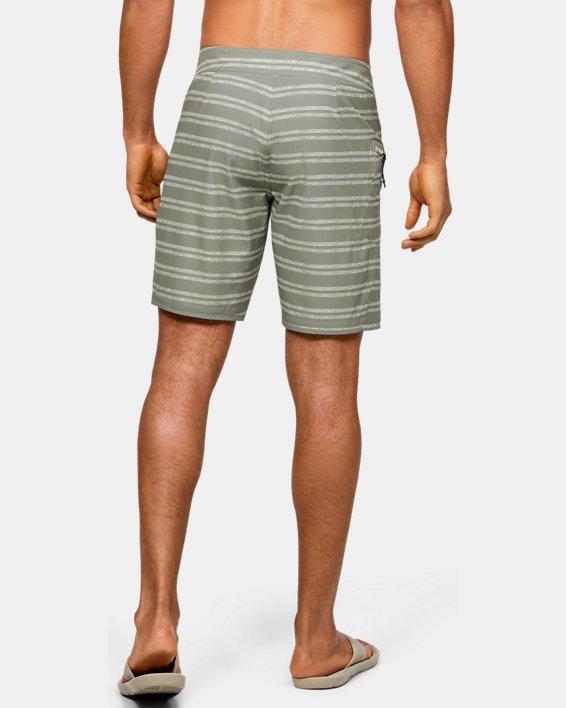 Men's UA Tide Chaser Boardshorts, Green, pdpMainDesktop image number 2
