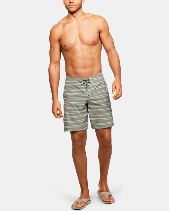 Men's UA Tide Chaser Boardshorts, Green, pdpMainDesktop image number 1