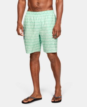 5a0d26182b591 New to Outlet UA Dockside Volley Shorts $30.99