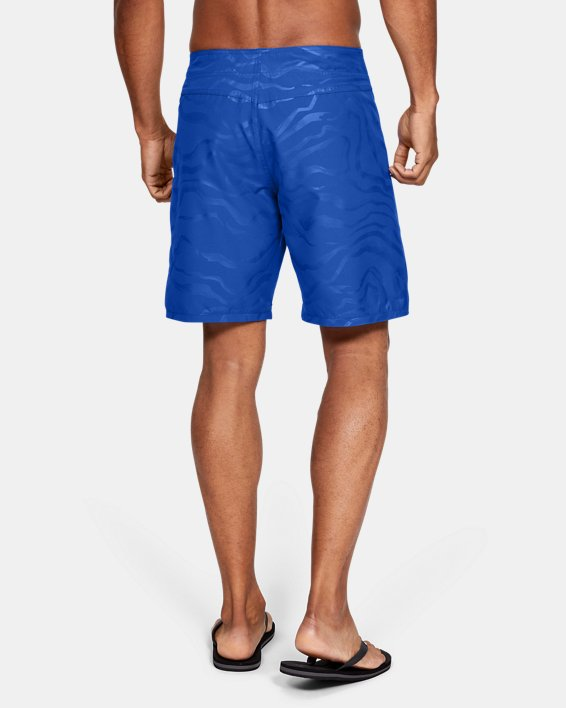 Men's UA Shore Break Boardshorts, Blue, pdpMainDesktop image number 2