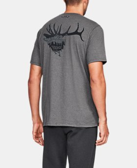 Men's UA x RMEF T-Shirt  1 Color $24.99