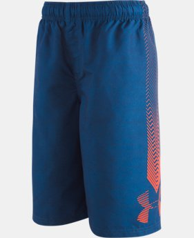 Boys' UA Big Logo Volley   3  Colors Available $30