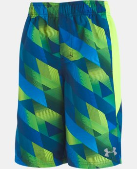 New Arrival Boys' UA Electric Field Volley   1 Color $30