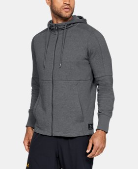 Men's UA x Project Rock Hawaii USA Hoodie  1  Color Available $70