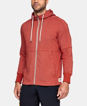 New Arrival Men's UA x Project Rock Hawaii USA Hoodie  1  Color Available $70