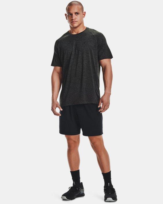 Men's UA Tech™ 2.0 Short Sleeve, Green, pdpMainDesktop image number 1