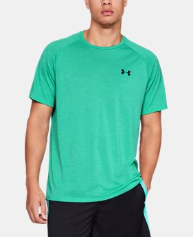 Men's UA Tech™ 2.0 Short Sleeve LIMITED TIME ONLY 2  Colors Available $21
