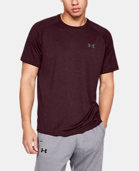 Men's UA Tech™ Short Sleeve  1  Color Available $25