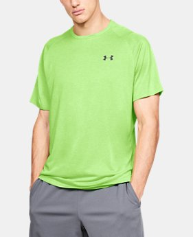 4b4c86be8 New to Outlet Men's UA Tech™ Short Sleeve 3 Colors Available $22.99
