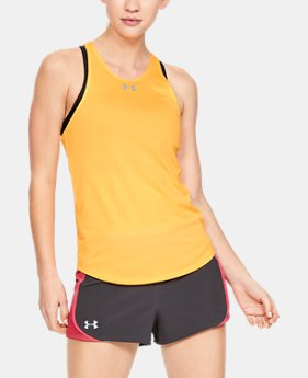 433159a49f9cba Women s UA Qualifier HexDelta Tank 4 Colors Available  40