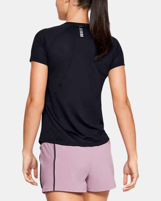 Women's UA Qualifier HexDelta Short Sleeve