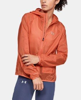 56432fe34729f Women's UA Qualifier Storm Packable Jacket 1 Color Available $100