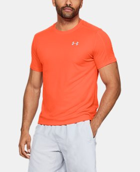 4ad810b2dc Men's Outlet Running Short Sleeve Shirts | Under Armour US