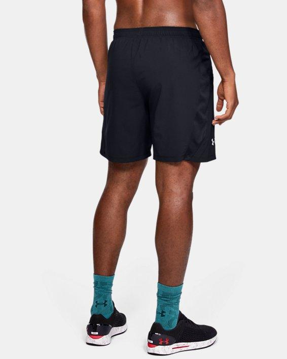 Men's UA Launch SW 7'' Shorts, Black, pdpMainDesktop image number 2