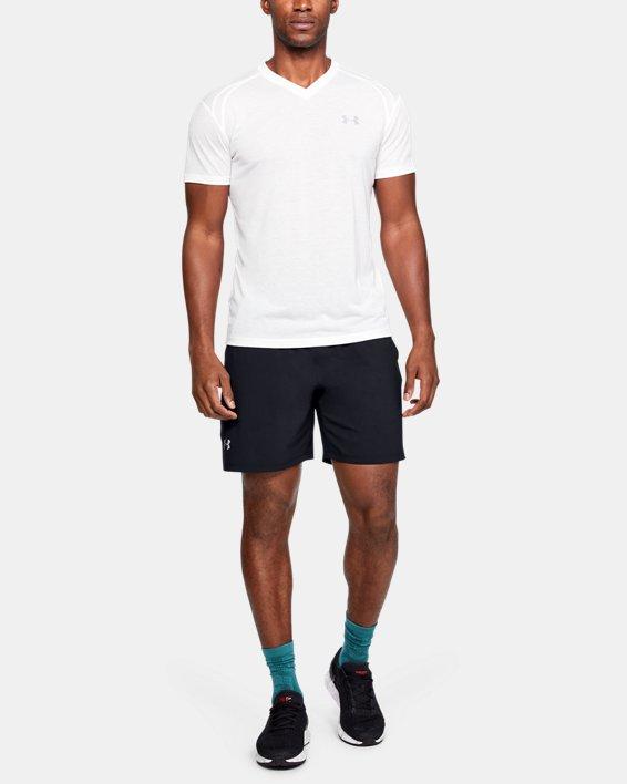 Men's UA Launch SW 7'' Shorts, Black, pdpMainDesktop image number 1