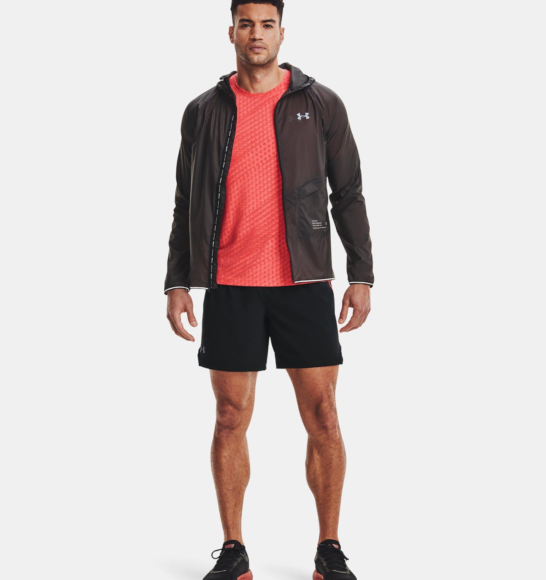 Underarmour Mens UA Qualifier Storm Packable Jacket