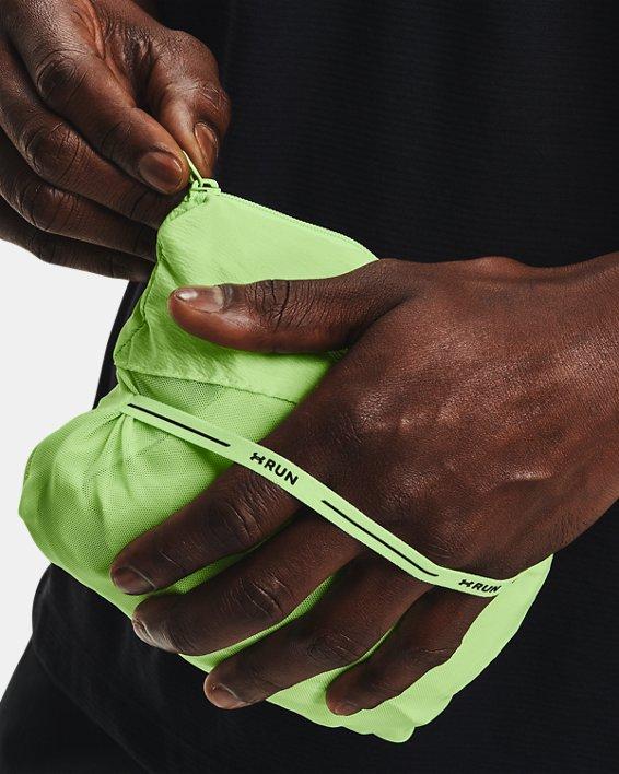 Men's UA Qualifier Storm Packable Jacket, Green, pdpMainDesktop image number 7