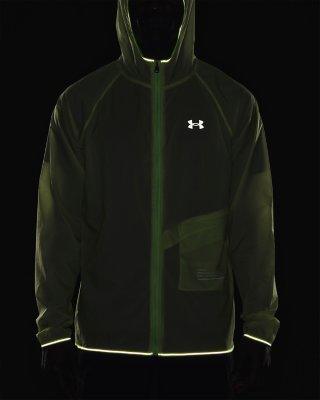Under Armour Qualifier Storm Packable Jacket Herren Jacke Regenjacke 1326597-437