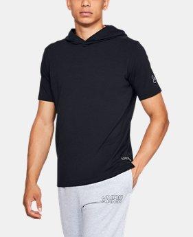 1d0e07306efe10 Men s UA Baseline Short Sleeve Hoodie 2 Colors Available  40