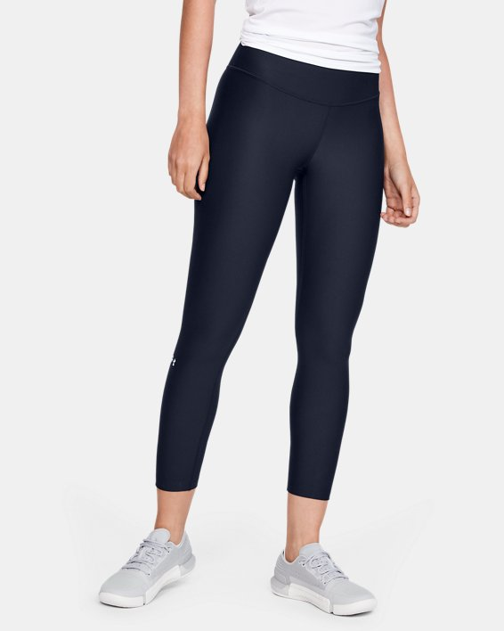 Women's UA Balance Crop, Navy, pdpMainDesktop image number 0