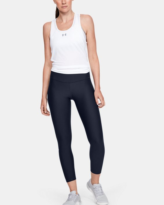 Women's UA Balance Crop, Navy, pdpMainDesktop image number 1