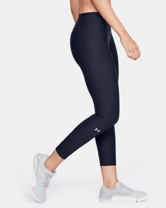 Women's UA Balance Crop, Navy, pdpMainDesktop image number 3