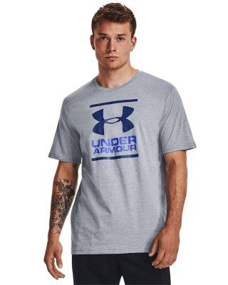Under Armour T-shirt à manches courtes pour hommes HeatGear GL Foundation