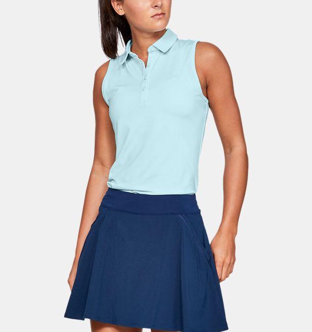 6e34830c Women's UA Zinger Sleeveless Polo | Under Armour US