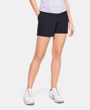 outlet for sale separation shoes good out x Women's Black Golf Shorts | Under Armour US