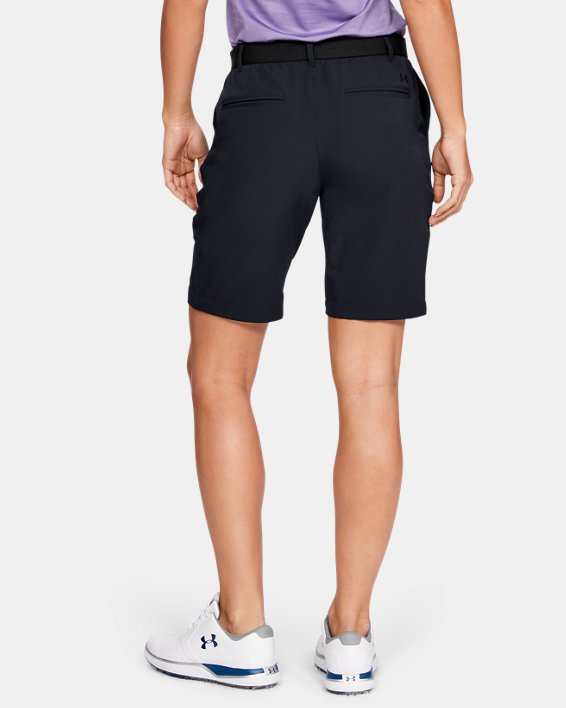 Short UA Links pour femme, Black, pdpMainDesktop image number 2