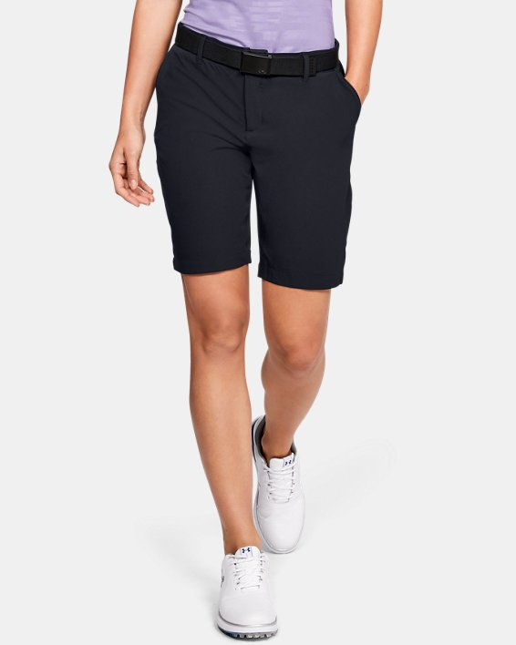 Short UA Links pour femme, Black, pdpMainDesktop image number 0