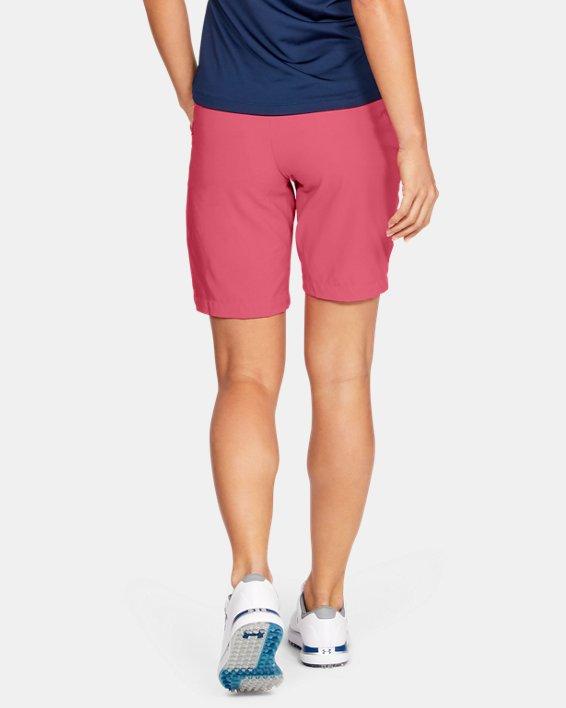 Women's UA Links Shorts, Pink, pdpMainDesktop image number 2